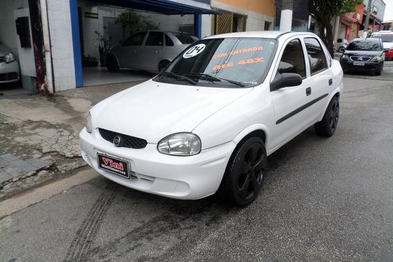 Chevrolet Classic 1.0 8v 2004/2004 + Ar Condicionado