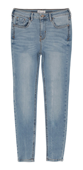 Jeans Corte Jegging Stretch De Mujer C&a 1053356