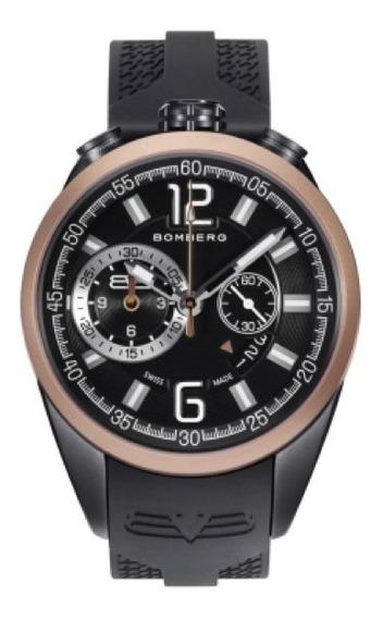 Reloj Bomberg 1968 Suizo 44mm Ns317