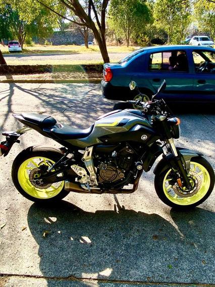 Yamaha Yamaha Fz07