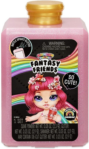 Imagen 1 de 10 de Poopsie Slime Rainbow Surprice Fantasy Friends Wabro 570349
