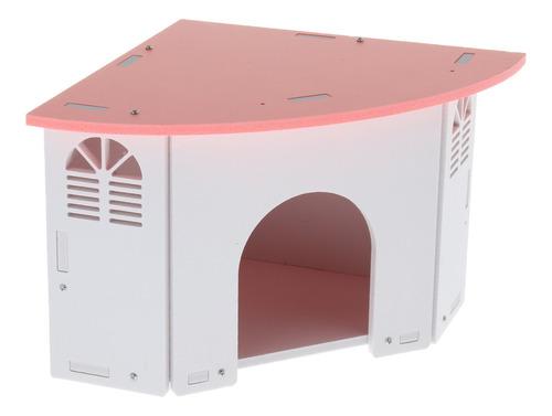 Imagen 1 de 6 de Pequeño Animal Cage Toy Rosado