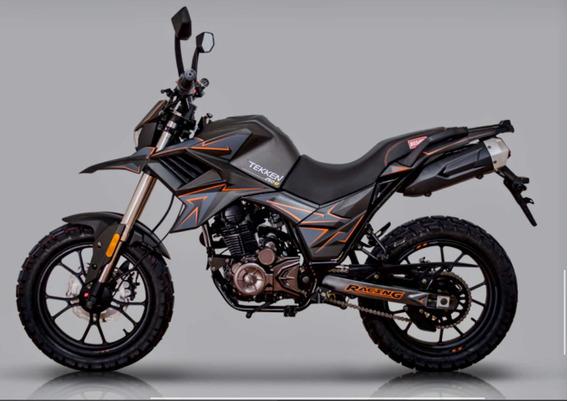 Motocicleta Doble Propósito 250 6 Velocidades Marca Mb Otros