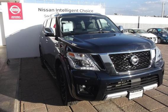 Nissan Armada 5.6l At
