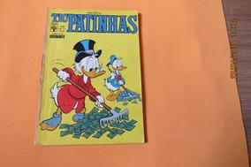Hq Tio Patinhas Nº 274 - Editora Abril (mar/1988)
