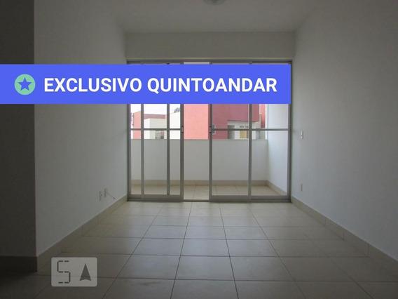 Apartamento No 2º Andar Com 3 Dormitórios E 2 Garagens - Id: 892984747 - 284747