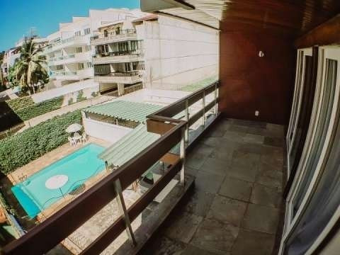 Apartamento A Venda 2 Quartos Barra Da Tijuca | Jardim Oceanico - Ap00244 - 34478772