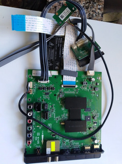 Placa Main Hitachi Cdh-le40smart10