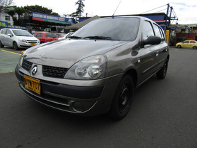 Renault Clio Ii Authentique Mt 1400cc Aa