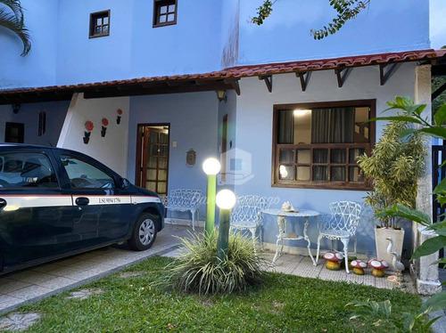 Casa À Venda, 116 M² Por R$ 540.000,00 - Itaipu - Niterói/rj - Ca0604