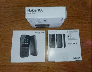 Celular Idoso Volume Alto Original Nokia Dual Chip Rádio Promoção