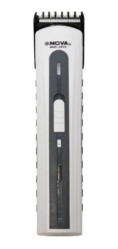 Máquina de acabamento Nova NHC-3915  branco 110V/220V