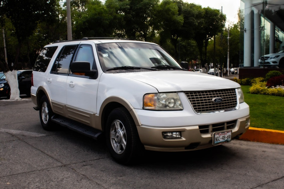 Ford Expedition Eddie Bauer Blinada Nivel 3 2003