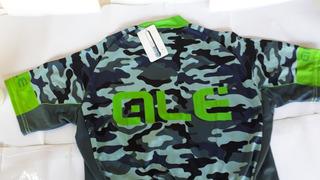 Conjunto Ciclismo Camisa + Bermuda Bretelle C/gel Coolmax