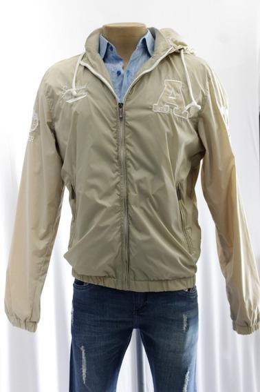 Jaqueta Masculina Em Poliamida