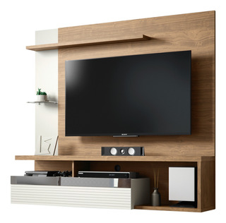 Panel Para Tv 60 Favatex Murillo Cafe F-182241
