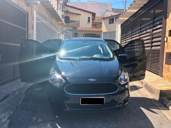 Ford Ka Se Hatch 1.0 Flex - 2017/18