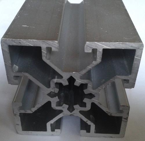 Perfil Estrutural Em Alumínio - 60x60x810mm Básico