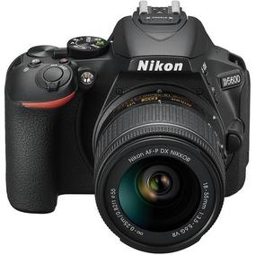 Câmera Nikon D5600 C/ Lente 18-55mm
