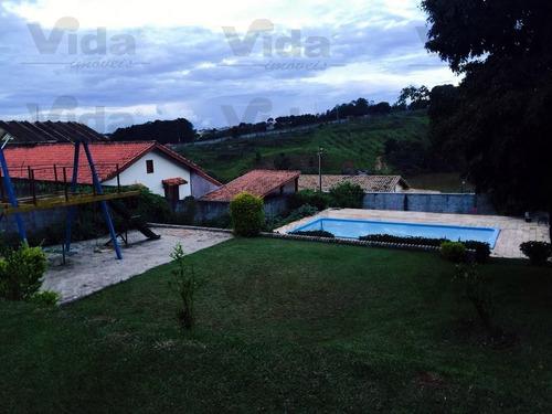 Imagem 1 de 14 de Chácara   Em Lotm Morada Alta  -  Jarinu - 36274
