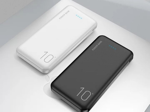 Power Bank 10000mah Garantizado 2 Usb Carga Rápida 20v