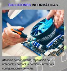 Reparacion Y Mantenimieto De Pc, Allinone, Notebook, Redes