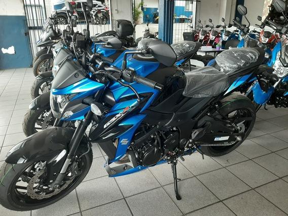 Suzuki Gsxs 750 Promoçâo - Bonus 2.000,00