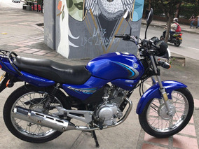 Yamaha Libero 125 Modelo 2012 No Soat No Tecno Hermosa