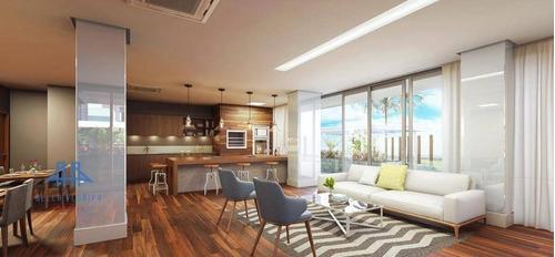 Cobertura Com 3 Dormitórios À Venda, 342 M² Por R$ 3.382.500,00 - João Paulo - Florianópolis/sc - Co0220