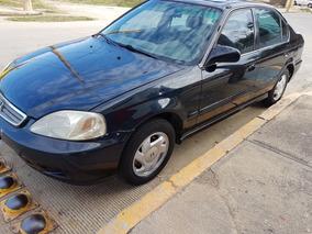 Honda Civic Ex-r Sedan At 99