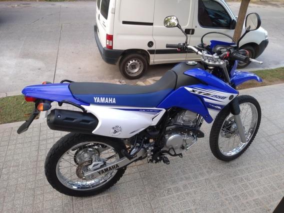 Yamaha Xtz 250 Mod.2017 Usada.