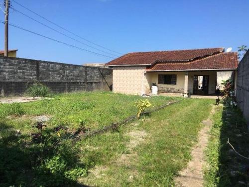 Ótima Casa Lado Praia No Cibratel 2 Em Itanhaém - 4100   Npc