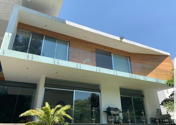 Increible Casa En Cuernavaca, Morelos