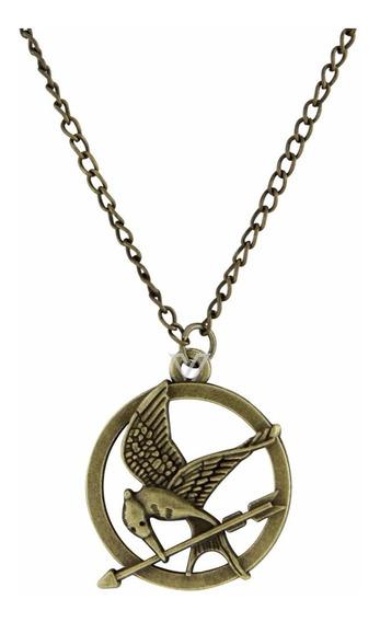 Colar Jogos Vorazes Tordo Hunger Game Katniss Everdeen