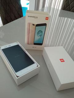 Xiaomi A1 64gb 4ram Global C/pelicula E Capinha