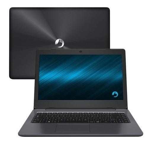 Notebook Positivo Master N2140 14 I3-7020u 4gb 500gb Novo