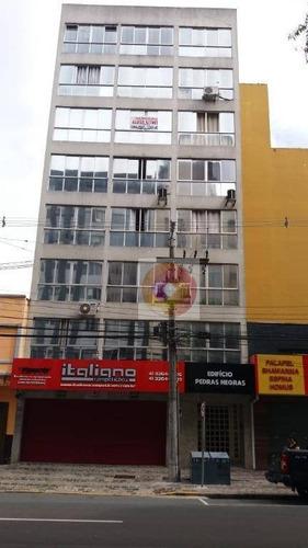 Kitnet Com 1 Dormitório À Venda, 18 M² Por R$ 130.000,00 - Centro - Curitiba/pr - Kn0004