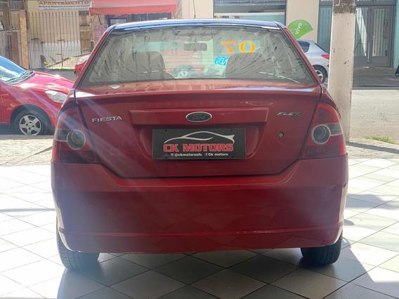 Ford Fiesta Sedan 1.0 Flex 4p 2007 R2