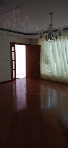 Casa Para Venda, 4 Dormitórios, Vila Dom Pedro I - São Paulo - 12378