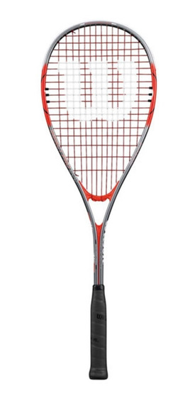 Raqueta De Squash Wilson Impact Pro 900 Verde - Rojo