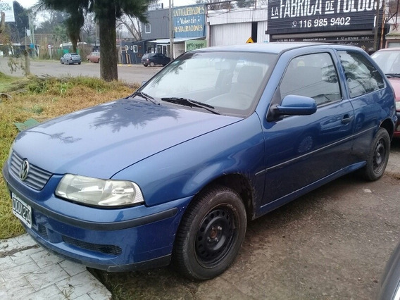 Volkswagen Gol 1.9 Sd Dublin Dh Aa 2000