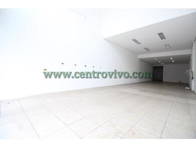 Excelente Loja - 335m² Com Mezanino - Vila Mariana - Ed3615