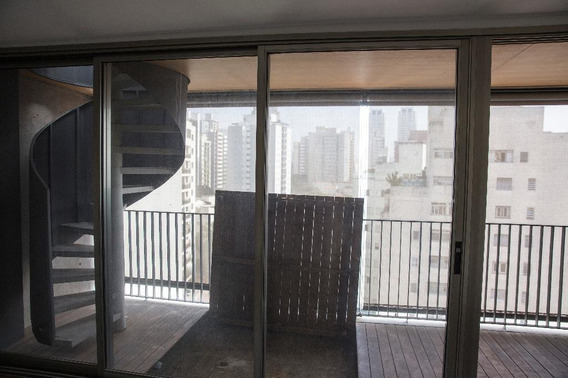 Cobertura Em Vila Mariana, São Paulo/sp De 87m² 1 Quartos À Venda Por R$ 600.000,00 - Co105718