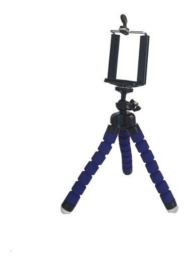 Tripé Flexível Para Smart Phones E Câmeras Digitais