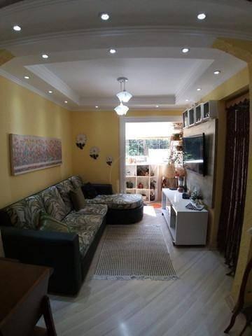 Imagem 1 de 18 de Apartamento Com 2 Dormitórios À Venda, 58 M² Por R$ 265.000,00 - Jardim Campanário - Diadema/sp - Ap1385