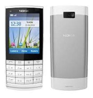 Celular Nokia X3-02 5mp,3g,fm Usado