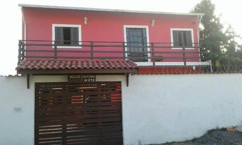 Imagem 1 de 12 de Casa Em Itanhaém 1200m Do Mar Com 4 Dorm 1 Suíte 4495