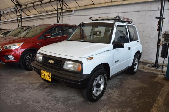 Chevrolet Grand Vitara 1.6 Mec Placa S/a Rkk798