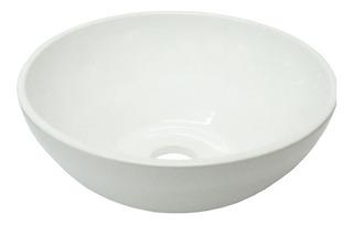 Bacha Baño Sofy 27,5x10 Cm Blanca Brillante Baño Daccord