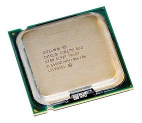 Processador Intel Core 2 Duo E6700 2.66 Ghz